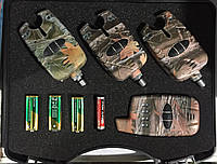 Набор сигнализаторов в кейсе (с пейджером) 3+1