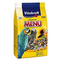 Корм для крупных попугаев Vitakraft «Premium Menu» 1 кг