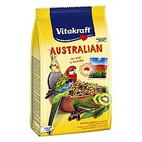 Корм для средних австралийских попугаев Vitakraft «Australian» 750 г
