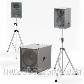 Комплект сабвуфер и акустика Park Audio MAGIC SET 1000 краска