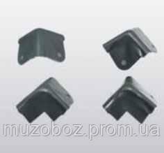 BIG BJ1 комплект уголков для АС и кейсов, 4 передних и 4 задних, фото 2