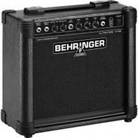 """Behringer KT 108 комбоусилитель для клавишных, 15 Вт, 8"""""""