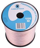 Cabletech KAB0356 кабель акустический 2 x 0,75 мм