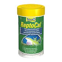 Минеральная добавка для всех видов рептилий Tetra «ReptoCal» 100 мл