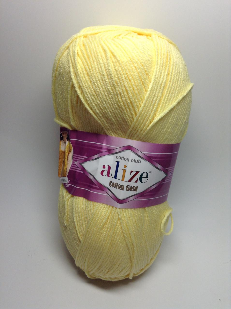 Пряжа cotton gold Alize