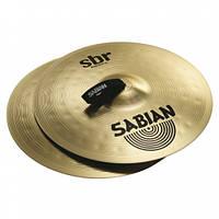 "Набор оркестровых тарелок Sabian SBr Orchestral Band 16"""