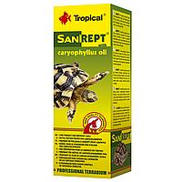 Препарат для ухода за панцирем сухопутных черепах Tropical «Sanirept» 15 мл