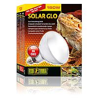 Ртутная газоразрядная лампа Exo Terra «Solar Glo» имитирующая солнечный свет 160 W, E27 (для обогрева, облучения и освещения)