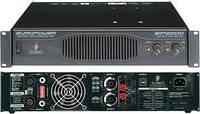 Behringer EP 2000 усилитель 2х400, 750, 1000 Вт при 8, 4, 2 Ом
