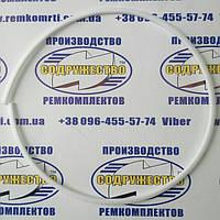 Кольцо окантовочное фторопластовое гильзы двигателя Д-240 МТЗ, Д-65 ЮМЗ (122,35*118-2,4)