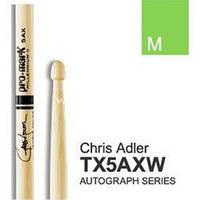 Pro-Mark TX5AXW Hickory 5AX барабанные палочки, подписная модель Chris Adler