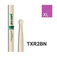 Pro-Mark TXR2BN Hickory 2BN Natural  барабанные палочки, нейлоновый наконечник
