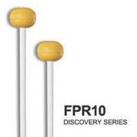 Pro-Mark FPR10 палочки для ксилофона/металлофона, Discovery/Orff Series - Soft Yellow Rubber