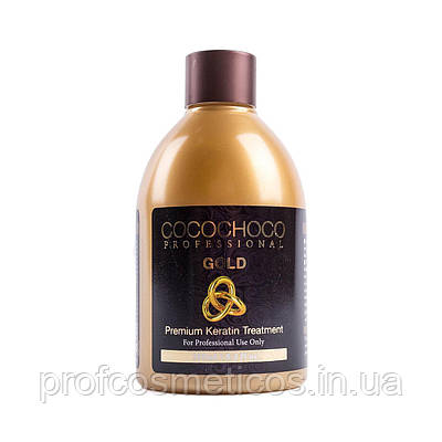 Кератин Gold от торговой марки Cocochoco, 250мл