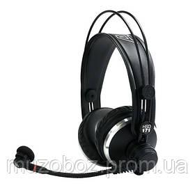 AKG HSD171 профессиональная закрытая гарнитура с микрофоном
