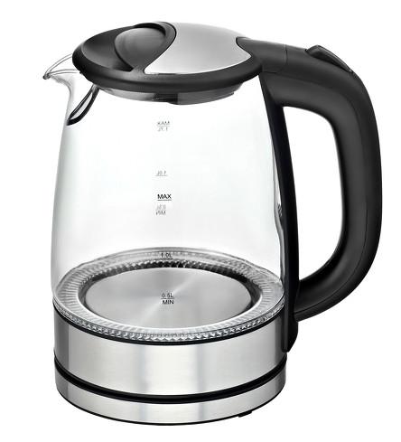Электрический чайник стеклянный, RB-703