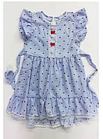 Детские летние платья, сарафаны для девочек. , фото 1