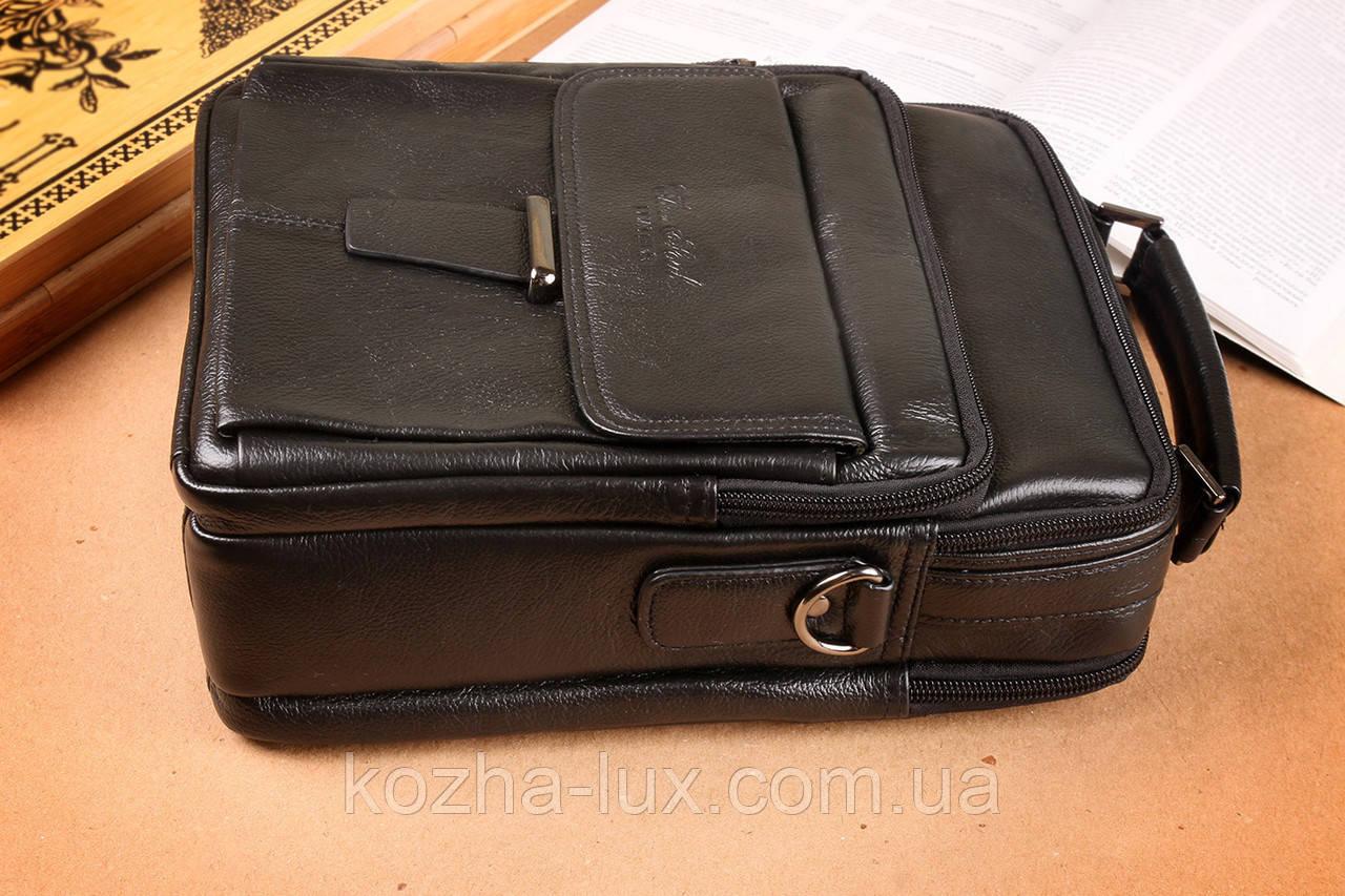 e79230865792 Мужская большая сумка из натуральной кожи, Италия - магазин