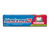 Зубна паста 50 мл Blend-a-med Антикарієс Mint 206 (5000174416206)