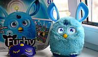 Ферби Коннект Furby Connect англоязычный  Голубой