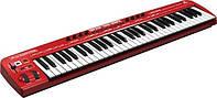 Behringer UMX 610 USB/MIDI клавиатура, 61 динамическая клавиша