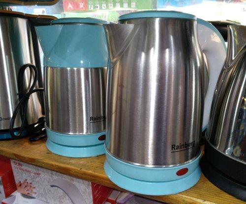 Электрический чайник из нержавеющей стали, RB-808