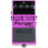 Boss BF3 педаль для гитары, эффект - Flanger