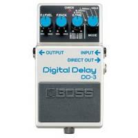 Boss DD3 педаль для гитары, эффект - Digital Delay