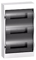 Schneider Electric Щит розподільчий навісний білий двері прозора на 36 модулів IP40 Easy9