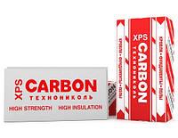 Экструдированный пенополистирол ТехноНИКОЛЬ Carbon ECO SP  1180х580х60-упаковка 7 плит=0,287448 м.куб