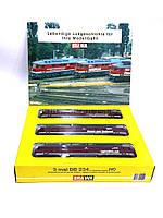BRAWA 0412 эксклюзивный сет из 3х локомотивов / 1:87