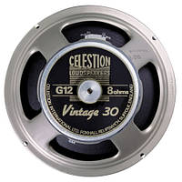 """Celestion Vintage 30 динамик для комбоусилителя, 12"""", 60 Вт, 8 Ом"""