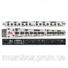 Dbx 266xs 2-x канальный компрессор, гейт