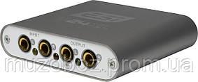 Egosystems U24 XL USB аудиоинтерфейс, 2входа/2выхода