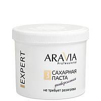 ARAVIA Professional Сахарная паста для депиляции EXPERT Универсальная, 750мл
