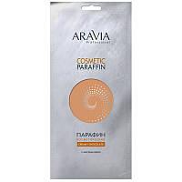 ARAVIA Professional Парафин косметический Сливочный шоколад с маслом какао, 500 г.