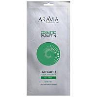 ARAVIA Professional Парафин косметический Чайное дерево с маслом чайного дерева для ног, 500 гр.