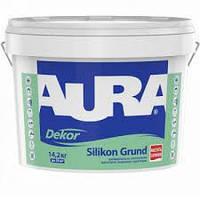 Aura Dekor Silikon Grund 10 л, силиконовая универсальная кварцевая грунтовка