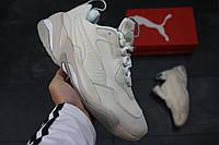 Мужские кроссовки Puma Thunder Desert Milk, мужские кроссовки Пума Тандер, фото 1