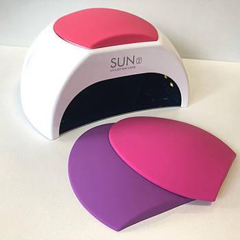 УФ лампа UV+LED SUN 2 на 48 Вт для сушки гель-лака и геля