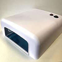 УФ лампа 818 на 36 Вт для сушки геля и гель-лака