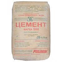 Цемент Полимин (Polimin) М-500 К, 25 кг