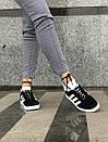 Женские замшевые кроссовки Adidas Gazelle 3 расцветки, фото 9