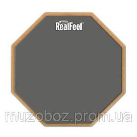 "HQ Percussion RF12G RealFeel Speed Pad тренировочный пэд, 12"""
