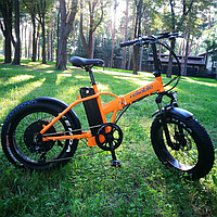 Электровелосипед Reliable SR0020B 500 Вт Оранжевый (5-SAN001)