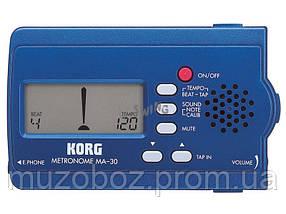 Korg MA30 цифровой метроном