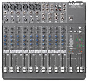 Mackie 1402 VLZ PRO 3 микшерный пульт, 6 моно + 4 стерео канала