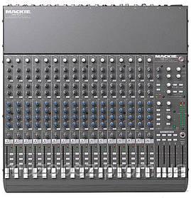 Mackie 1604 VLZ PRO 3 микшерный пульт, 16 моно каналов