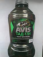 Трансмиссионное масло ТАД-17 (0.9 литра)