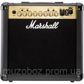 """Marshall MG15FX комбоусилитель для электрогитары, 15Вт, 1х8"""""""